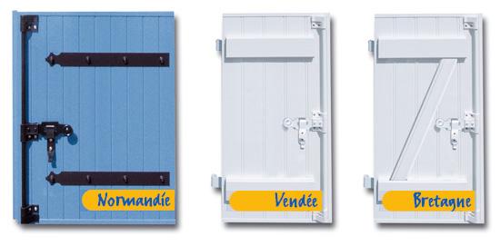 volets battants menuiserie alu pvc v randa volet portail. Black Bedroom Furniture Sets. Home Design Ideas