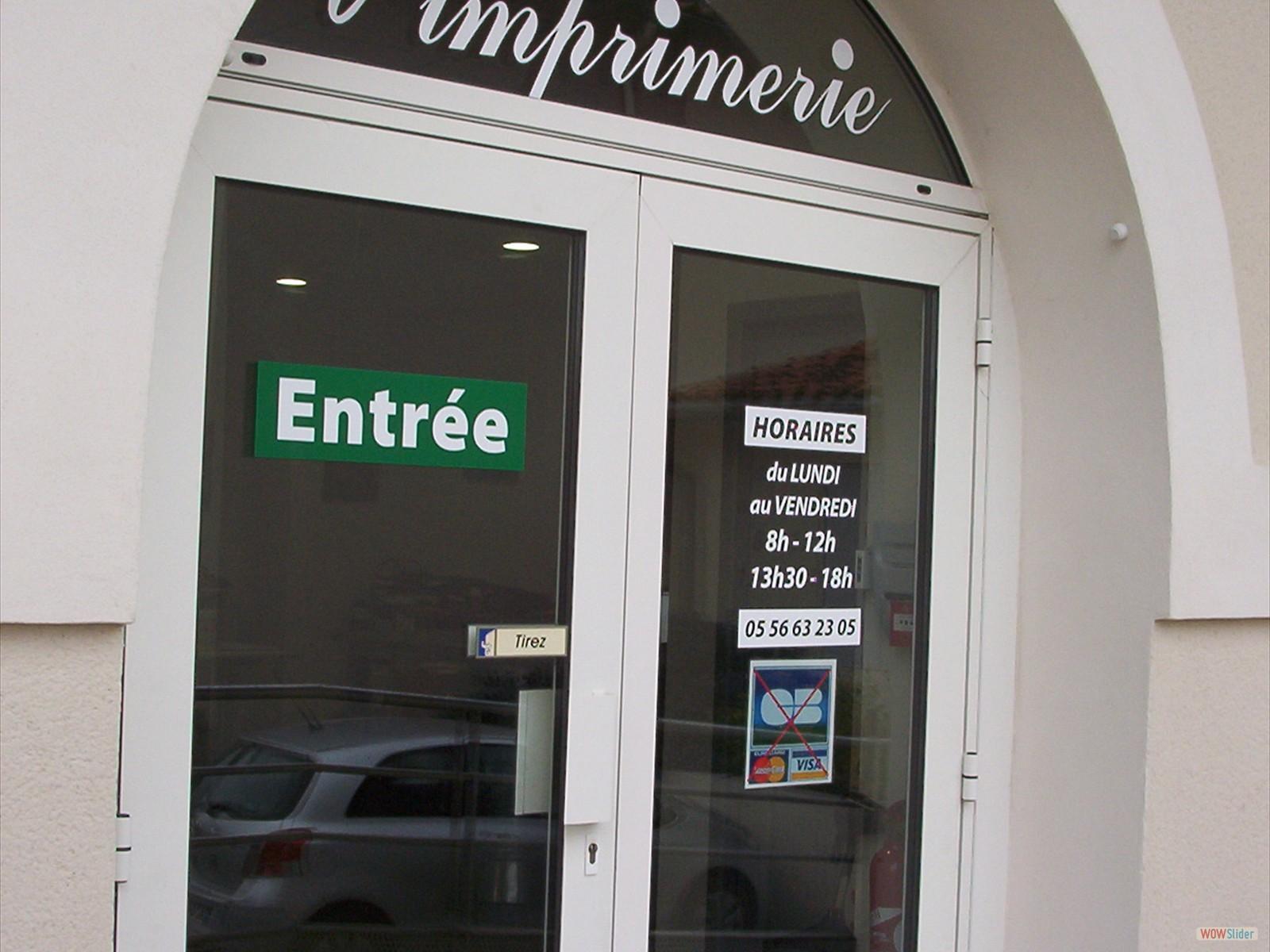 Menuiseries ALU Cintre